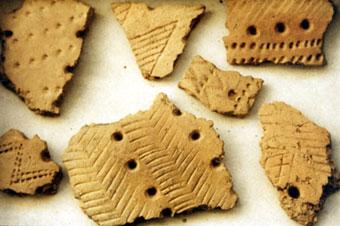 Керамика из Вятиккя