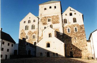Замок в Турку