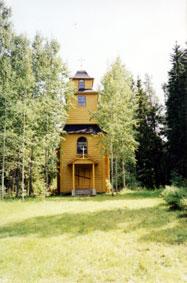 Церковь св. Анны в Ильмее 1777 г.