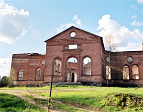 Лютеранская церковь в Яккима