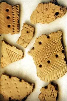 Керамика каменного века
