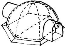 Палатка для сложных горных походов.